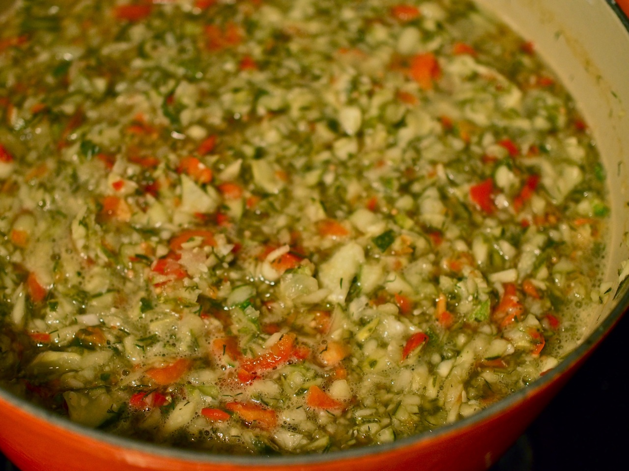 Cooking relish